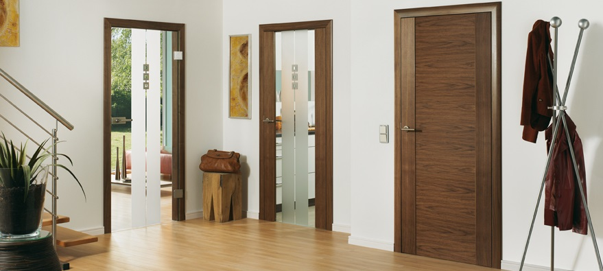 Design notranja vrata