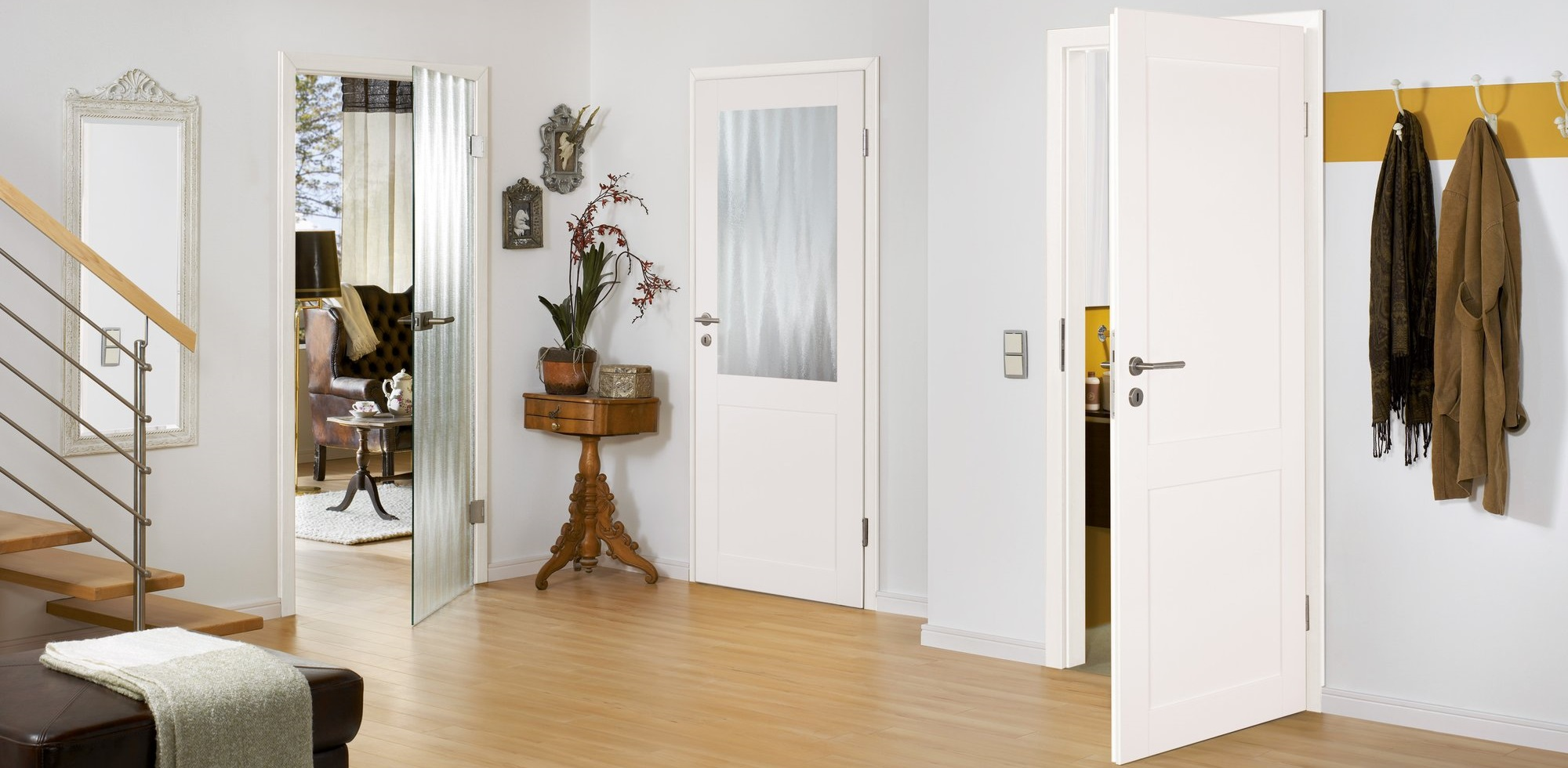 Stilna notranja vrata