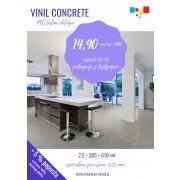 12 Akcijski Vinil Concrete