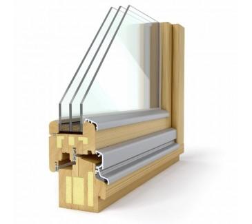 Leseno okno PASIVNO 78