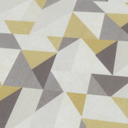 PVC pod Golden Geometric 5849