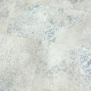 PVC pod Blue Stencil Concrete 5869