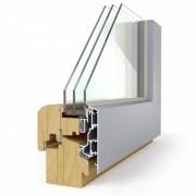 Leseno okno LES ALU 78