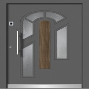 Les Alu vhodna vrata CLASSIC