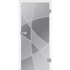 Steklena notranja vrata Design LIPSO