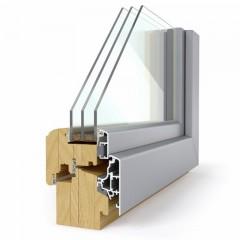 Leseno okno LES ALU 78 c