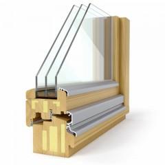 Leseno okno PASIVNO 92